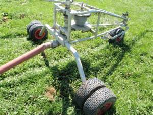 Advance Traveling Irrigator