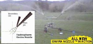 Envira Nozzle(tm) Be Fde  Compliant