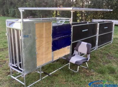 Sheep Scanning Crate
