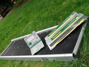 Weighscales For Calf Crates, Platforms And Handlers