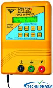 Remote Controlled Energizer Mb1750r
