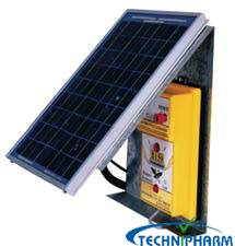 B40 Energiser - Self Contained Solar System