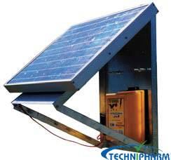 B1000 Energiser - Self Contained Solar System