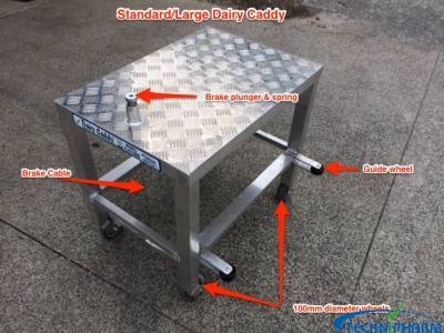 Large/standard Dairy Caddy