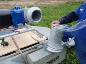 Eisele - Surface Mounted  Pump