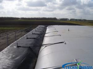 Storage Bladders: Eco Bag Effluent Storage System